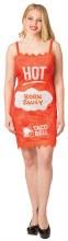 Taco Bell Hot Sauce Dress M/L