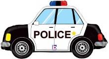 "Police Car ~ 34"""
