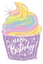 MYLR OS HB Pastel Cupcake 27in