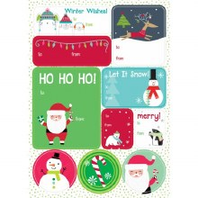Christmas Decorative Labels
