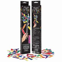 Flutter Fetti Multi-Color 3ct