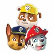 Paw Patrol Masks Paper