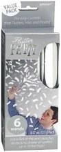 Flutter Fetti Silver 6ct