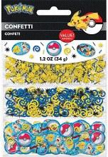 Pikachu & Friends Confetti