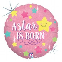 """A Star Is Born Pink ~ 18"""""""