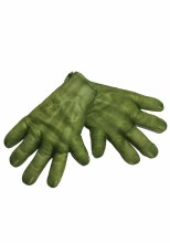 Hulk Gloves Adult
