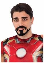 Moustache Tony Stark