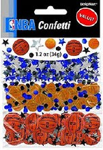 Basketball Conftti 1.2oz