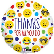 18'' myl Thanks For All You Do