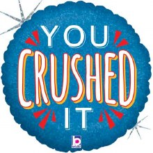 """MYLR You Crushed It HG 18"""""""