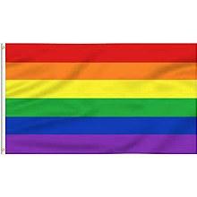 Rainbow Flag 3x5