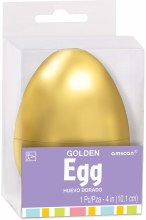 Egg Golden Plastic