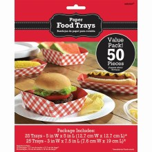 Picnic Party Food Trays