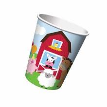 Farmhouse Fun 9oz Cups 8ct