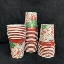 Holiday Treats 9oz Cups