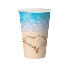 Beach Love H/C 12oz Cups
