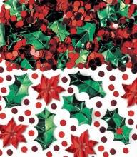 Metallic Christmas Confetti