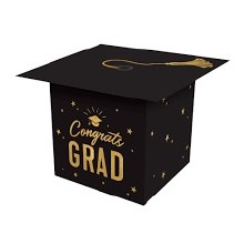 Grad Cap Favor Boxes 6ct