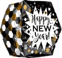 """Happy New Year Anglez Shape 16"""""""