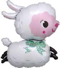 """Jumbo Little Lamb ~ 28"""""""