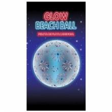 Beach Ball Glow Red/White/Blue