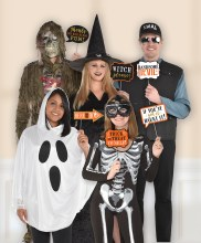 Photo Props Hween Words Kit
