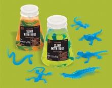 Slime w/ Bugs Asst 1pc