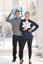 Get Lit Hanukkah Photo Props