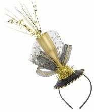 Headband Champagne Flute DLX