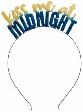 Headband KissMeAtMidnight NY