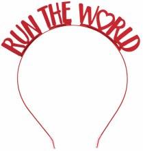 Run the World Headband
