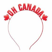Oh Canada Metal Headband