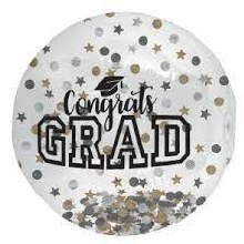 Congrats Grad Inflatable Ball