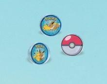 Pokemon Bounce Ball Favors