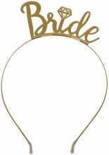 Bride Headband Metal