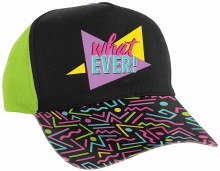 Hat What Ever 80's Party