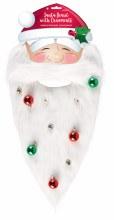 Santa Beard w/ Ornaments