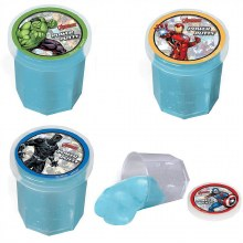 Avengers Silly Putty Favors 4pk