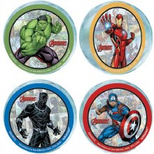 Avengers Bounce Ball Favors 4pk