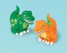 Dino-Mite Party Dinosaur Favors 4pk
