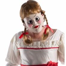 Annabelle Mask w/ Wig