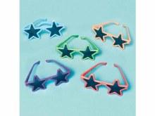 Star Glasses Favors Pack