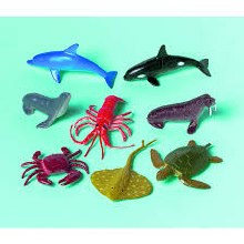 Sea Animal Party Favors 12pk