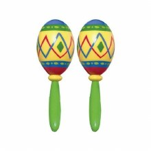 Fiesta Maracas (Set of 2)