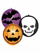 Halloween Punch Balloons 16pk
