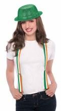 Suspenders Irish Flag
