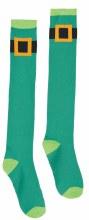 Socks Knee High St. Patricks