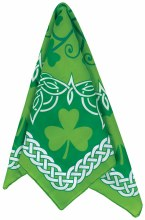 Bandanna St Patricks