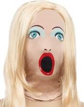 Sexy Doll Mask/Wig