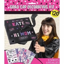 Grad Cap Decor Kit